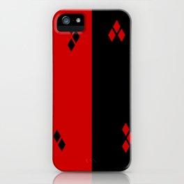 Harley Quinn Minimalist iPhone Case