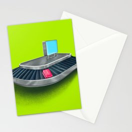 36 - J Stationery Cards