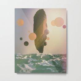 Day 0396 /// Monolith/Angel Metal Print