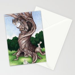 Hoo goes there? Stationery Cards