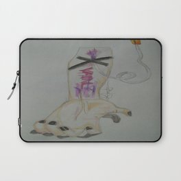 You Do This All In Vain. Laptop Sleeve