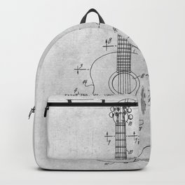 Guitar Construction Backpack