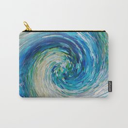 Wave to Van Gogh III re-make seamless texture Carry-All Pouch