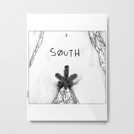 asc 419 - Le jeu de piste (The treasure hunt) Metal Print