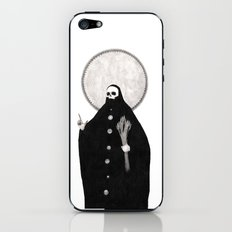 The Tarot of Death iPhone & iPod Skin