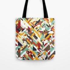Native Geometric Tote Bag