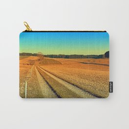 A long non-winding path | landscape photography Carry-All Pouch
