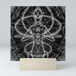 Hyper Persistent Soul Wisdom Mini Art Print