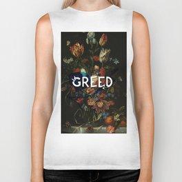 Greed Biker Tank