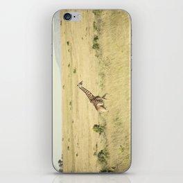 journey::kenya iPhone Skin
