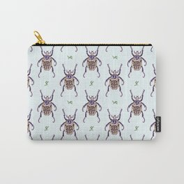 Goliath beetle Carry-All Pouch