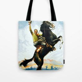 Gene Autry: Home on the Prairie, 1939 Tote Bag