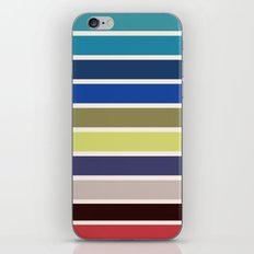 The colors of - kiki's delivery service  iPhone & iPod Skin