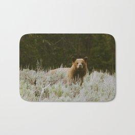 Bush Bear Bath Mat