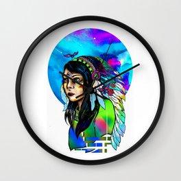 Rainbow Warrior  Wall Clock