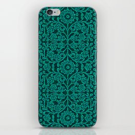 ANCIENT FLORA iPhone Skin