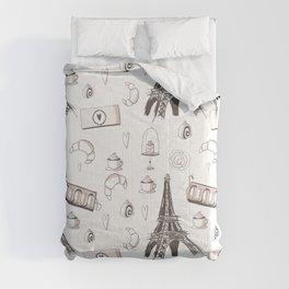 Paris Treats Comforters