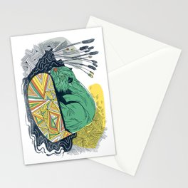 The Beaver Stationery Cards