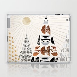 All The Magical Mountains Laptop & iPad Skin