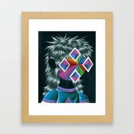 Beautiful Dreamer Sylvestre Framed Art Print