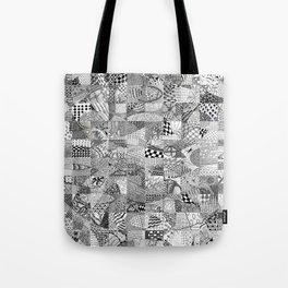 Doodling Together #1 Tote Bag