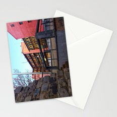 Old Town of Madrid - Lavapiés Stationery Cards