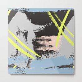 Expressive art Metal Print