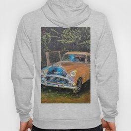 Facing West - Warant Expired Hoody