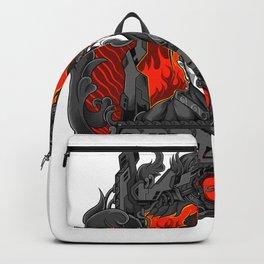 The Punakawan Gareng Backpack