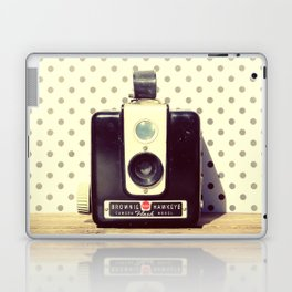 Vintage Camera Love: Kodak Hawkeye Flash! Laptop & iPad Skin