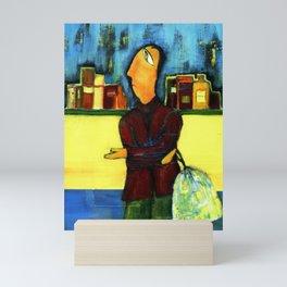 beggar Mini Art Print