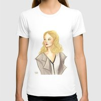 moriarty T-shirts featuring elementary: moriarty by roanne Q