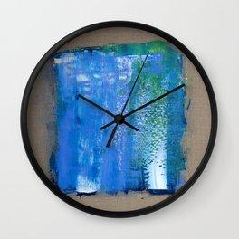 LINEN1 Wall Clock