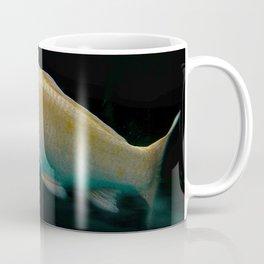 A lucky golden colored carp/Nishikigoi(Japanese Colored Carp) Coffee Mug