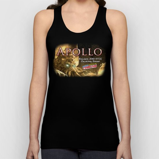 Apollo - NYCC 2013 Exclusive Unisex Tank Top