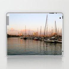 Docked Laptop & iPad Skin