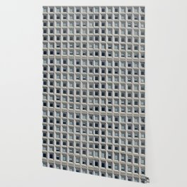 New York Facade Wallpaper