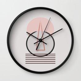 Intrusive Thoughts  #society6 #buyart Wall Clock