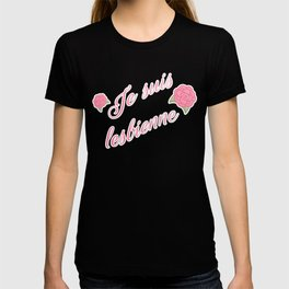 Je suis lesbienne T-shirt