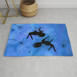 Free As The Wind Rug