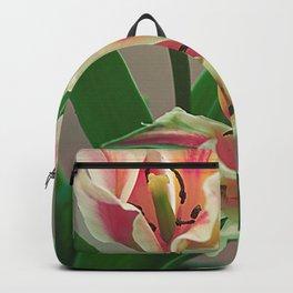 Vintage tulips(7) Backpack
