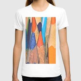 I like coloring T-shirt