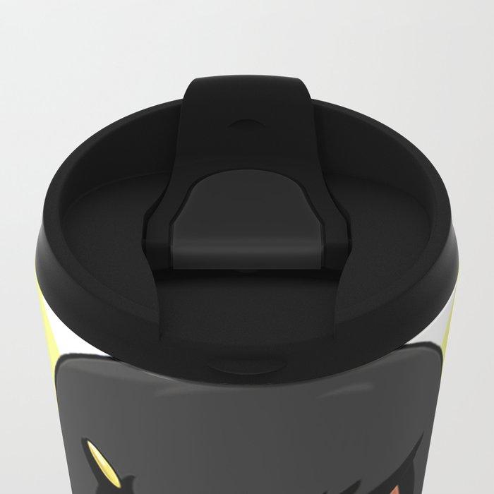 Crap Attack Metal Travel Mug