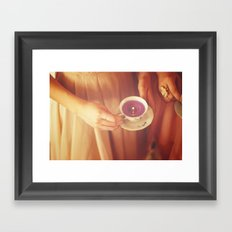 Enchanting - I Framed Art Print