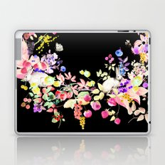Soft Bunnies black Laptop & iPad Skin