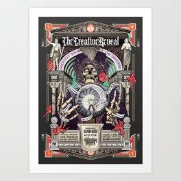 CreativeReveal - The Brand Guru (Variant Ver.) Art Print