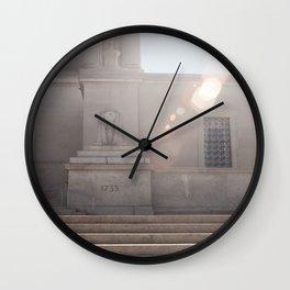 Free Mason Wall Clock