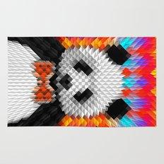 Geo Panda Rug