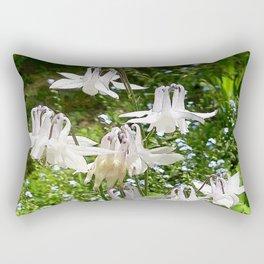 The Doves (Columbine) Rectangular Pillow