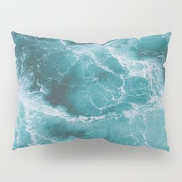 Electric Ocean Pillow Sham